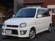 SUBARU PLEO 2003 Good looking and Right hand drive japan imports used car