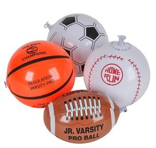 """7"""" SPORTS BALL INFLATE"""