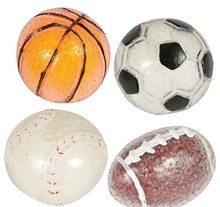 "2.25"" ASSORTED SPORTS STRESS BALL"