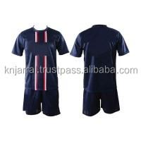Cuello redondo personalizado conjuntos de uniformes de fútbol con nuevo diseño barato baloncesto conjunto uniforme