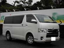 Toyota Hiace Van Super GL Long TRH200V 2014 Used Car