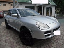 Porsche Cayenne 9PABFD 2004 Used Car