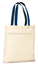 2014 Organic Grocery standard size cotton canvas tote bag wholesale