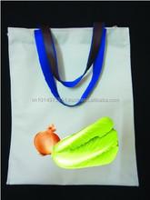 Eco-friendly Multicolor handled Cotton Tote bag