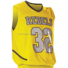2015 customizing sublimation basketball wear basketball jersey/uniform