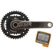 SRM SRAM XO Powermeter Training System (2x10 GXP Crank)