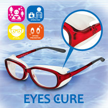 Safe and Functionable innovation product for export EYES CURE with eye protection