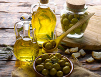 Nature Plant Extract Olive Oil