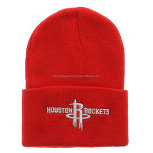 Men's Winter 100% Acrylic Knitted Beanie Cap / Wholesale Beanie caps