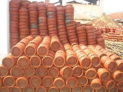 Indian Terracotta clay Plant Pots