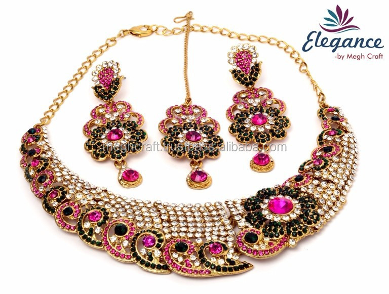 how to make indian imitation jewellery at home