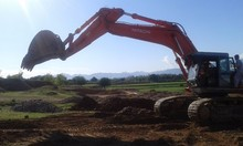 Hitachi Excavator, Zaxis 500 LCH, For Sale