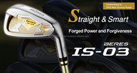 Various types of HONMA golf club set from Japanese golf club manufacturers