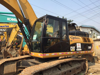 Used CAT Original USA 336D /Hydraulic Crawler 336D Caterpillar Excavator/Almost new 336D with cheap price