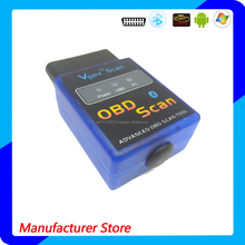 Vendor Recommend 327 MINI ELM327 Bluetooth V1.5 CAN-BUS scan tool OBDII OBD-II OBD2 Bluetooth Adapter