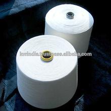 el núcleo de algodón hilado del spandex hilado para tejer