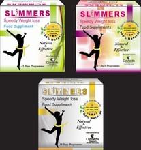 Slimmer's food supplement