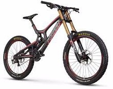 2014 Santa Cruz V10 Carbon Enve Build NEW never ridden Downhill bike