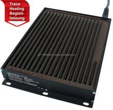 Heater plate for hazardous areas