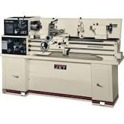 New Jet 321127 GHB-1340A Metalworking Lathe w/ Taper Attachment and Collet Closer
