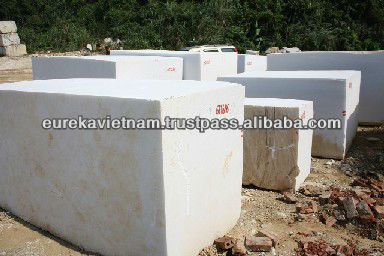 White Marble Blocks