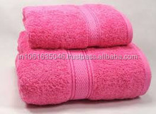 personal towels with embroidery