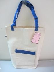 hot trendy cotton tote shopping bag canvas cotton shopping bag
