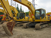 Komatsu excavator used pc200-8 cheap for sale and good quality, also pc200-7 ,pc200-6 for sale