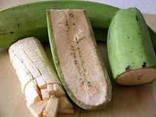 Fresh Banana Plantain