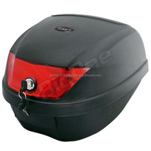 High quality easy removal and attachment motorcycle top box for full-face helmets