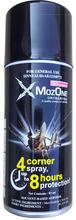 MozOne 4 corner mosquito spray