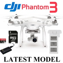 ORDER DJI Phantom 3 Professional WSpare Battery Drone 4K Camera With Free Casing and Extra Battery