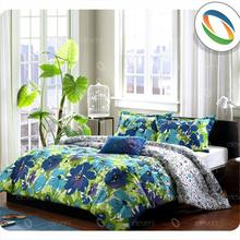 2015 new Printed Bed Sheet Set Selecting Different Materials And Understanding Peerless