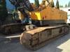 used crawler crane used lattic boom crane used hitachi KH180-2 50T crawler crane