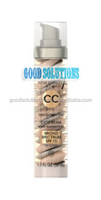 CC Cream - Total Effects Tone Correcting Moisturizer with Sunscreen Broad Spectrum SPF 15 Fair-to-Light/Face Cream & Lotion