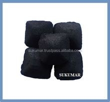 Top Quality BBQ Coconutshell Charcoal Briquettes