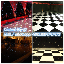 RK dance floor wood only 46.99USD/pcs in promotion