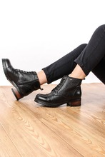 GON Leather Women Boot - 31446