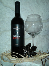 RED GENUINE WINE from ITALY