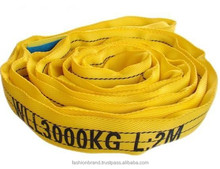 polypropylen hoisting twin-path slings/polyester lifting tuv 2t sling webbing material