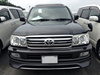 HIGH QUALITY RECYCLED AUTOMOBILES FOR TOYOTA LAND CRUISER 100 5D4WD VX-LTD G-SELECTION KR-HDJ101K FOR SALE IN JAPAN