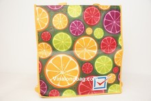 PP Non woven shopping bags with OPP lamination