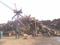 HMS1 & HMS2 Recycle iron scrap available for sale