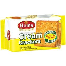 Roma Cream Crackers