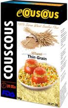 Couscous. FDA Certification. Ultra premium Couscous. Couscous Thin Grain Bag 1Kg.