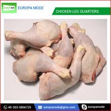 Processed Halal Frozen Grade A Chicken Leg Quarters