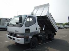 1998 Used Mitsubishi Fuso Fighter Truck   4 TON DUMP   6D16 ENGINE