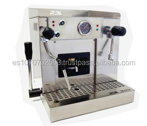espresso machine with pods