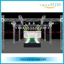 excellent outdoor corcent stage lighting truss aluminum 6082 truss structure