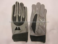 Custom made Football Gloves, Receiver Gloves printed sticky palm